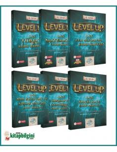 Tammat Yayınları 8. Sınıf Level Up LGS Soru Bankası Set (6 Kitap)