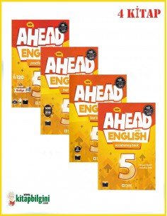 Team ELT 5. Sınıf Ahead with English Set (4 Kitap)
