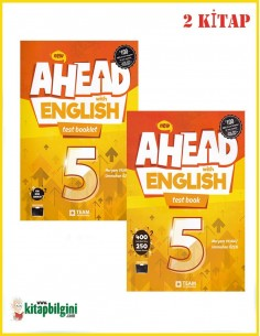Team ELT 5. Sınıf Ahead With English Test Set (2 Kitap)