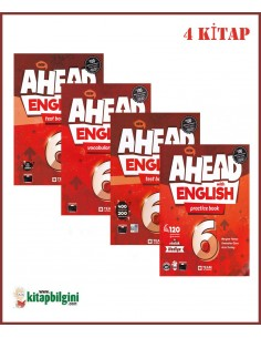 Team ELT 6. Sınıf Ahead with English Set (4 Kitap)