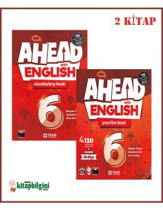 Team ELT 6. Sınıf Ahead with English Set (2 Kitap)
