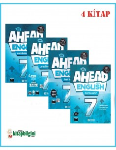 Team ELT 7. Sınıf Ahead with English Set (4 Kitap)