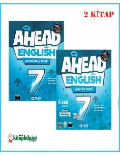 Team ELT 7. Sınıf Ahead with English Set (2 Kitap)
