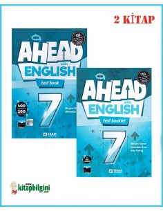 Team ELT 7. Sınıf Ahead with English Test Set (2 Kitap)