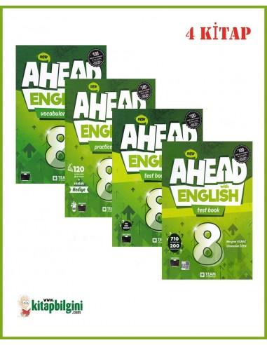 Team ELT 8. Sınıf Ahead with English Set (4 Kitap)