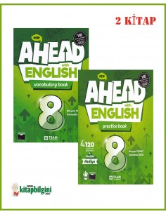 Team ELT 8. Sınıf Ahead with English Set (2 Kitap)