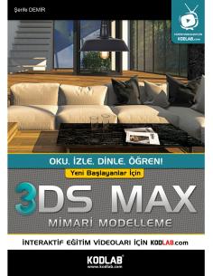 Yeni Başlayanlar için 3D Studio Max - KODLAB
