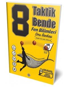 Taktik Bende Yayınları 8. Sınıf Fen Bilimleri Soru Bankası