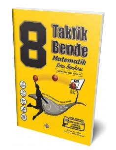 Taktik Bende Yayınları 8. Sınıf Matematik Soru Bankası