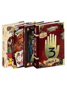 Esrarengiz Kasaba Hikaye Seti 4 Kitap Set  Beta Kids
