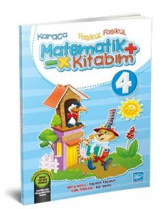 Karaca Eğitim Yayınları 4.Sınıf Fasikül Fasikül Türkçe Kitabım