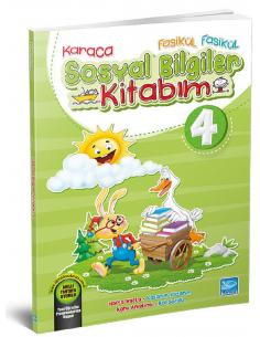 Karaca Eğitim Yayınları 4.Sınıf Fasikül Fasikül Fen Bilimleri Kitabım