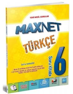 Maxnet 6.Sınıf Türkçe Soru Kitabı