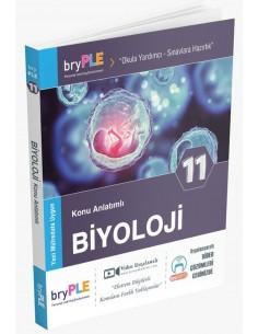 Birey PLE 11.Sınıf Biyoloji Konu Anlatımlı (Yeni Müfredat)
