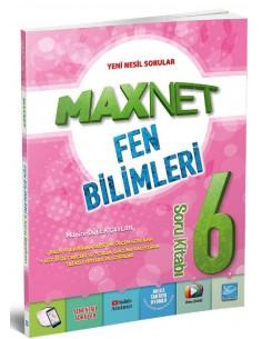 Maxnet 6.Sınıf Matematik Soru Kitabı