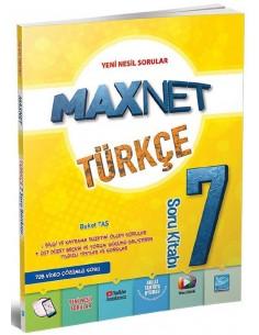 Maxnet 7.Sınıf Türkçe Soru Kitabı