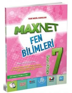 Maxnet 6.Sınıf Fen Bilimleri Soru Kitabı