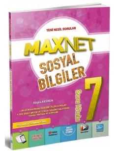 Maxnet 6.Sınıf Sosyal Bilgiler Soru Kitabı