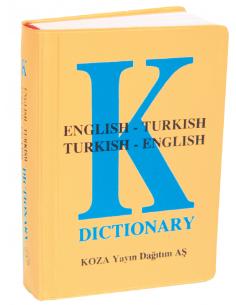 Koza Yayınları İlkokul - Ortaokul Örnekli Açıklamalı Güncel Türkçe Sözlük