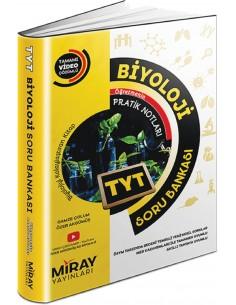 Miray Yayınları TYT Biyoloji Soru Bankası