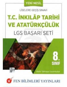 8.Sınıf İnkılap Tarihi ve Atatürkçülük LGS Başarı Seti