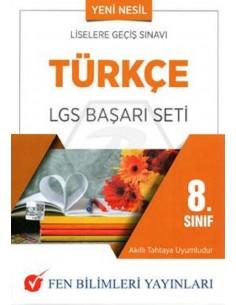 8. Sınıf Türkçe LGS Başarı Seti