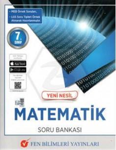 Fen Bilimleri Yayınları 7. Sınıf Yeni Nesil Matematik Soru Bankası