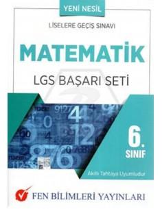6.Sınıf Matematik LGS Başarı Seti