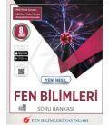 Fen Bilimleri Yayınları 8.Sınıf Yeni Nesil Fen Bilimleri Soru Bankası