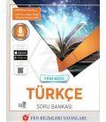 Fen Bilimleri Yayınları 8.Sınıf Yeni Nesil Türkçe Soru Bankası