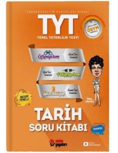 Metin Yayınları TYT Tarih Soru Bankası