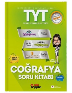 Metin Yayınları TYT Coğrafya Soru Bankası
