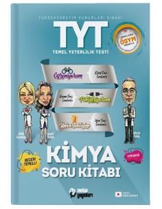 Metin Yayınları TYT Kimya Soru Kitabı Metin Yayınları
