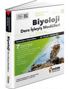 Aydın Yayınları TYT Biyoloji Ders İşleyiş Modülleri