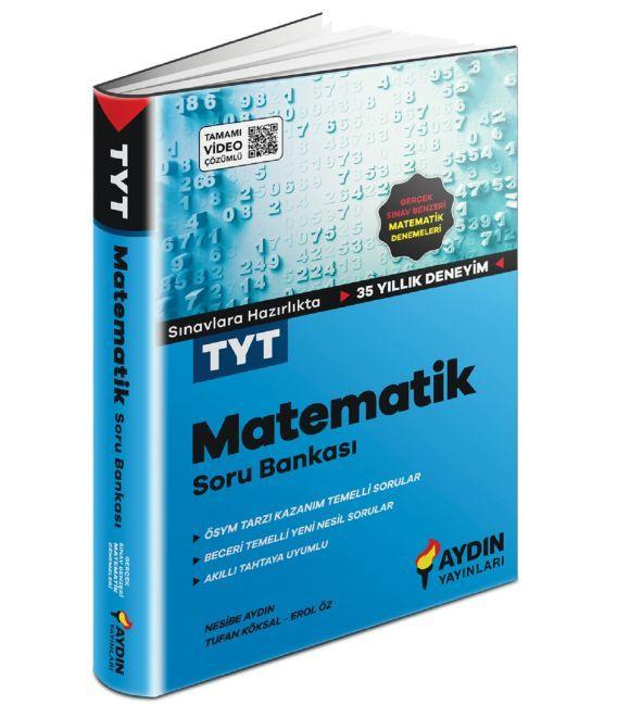 Aydın Yayınları TYT Matematik Ders İşleyiş Modülleri