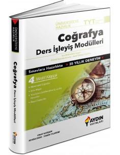 Aydın Yayınları TYT Coğrafya Ders İşleyiş Modülleri