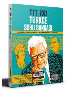 Benim Hocam TYT Türkçe Soru Bankası Pragmatik Serisi