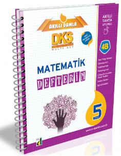 Damla Yayınları 5.Sınıf Türkçe Defterim