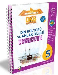 Damla Yayınları 5.Sınıf Matematik Defterim