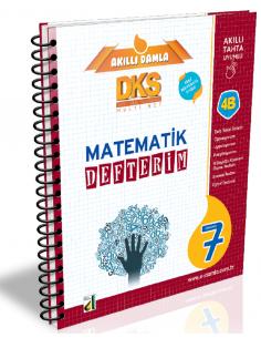 Damla Yayınları 6.Sınıf Matematik Defterim