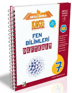 Damla Yayınları 6.Sınıf Fen Bilimleri Defterim