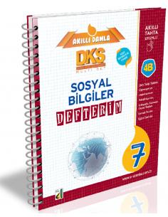 Damla Yayınları 6.Sınıf Sosyal Bilgiler Defterim