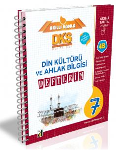 Damla Yayınları 6.Sınıf Din Kültürü ve Ahlak Bilgisi Defterim