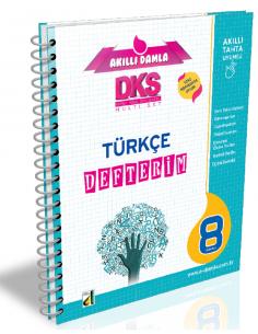 Damla Yayınları 6.Sınıf Türkçe Defterim