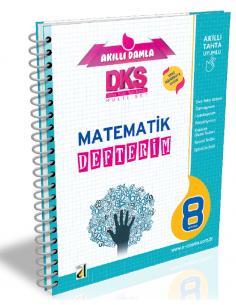 Damla Yayınları 7.Sınıf Matematik Defterim
