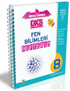 Damla Yayınları 7.Sınıf Fen Bilimleri Defterim