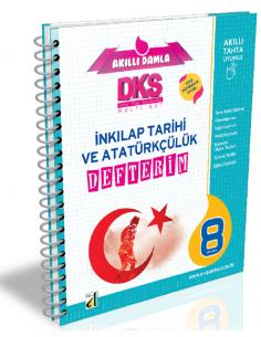 Damla Yayınları 8.Sınıf Fen Bilimleri Defterim
