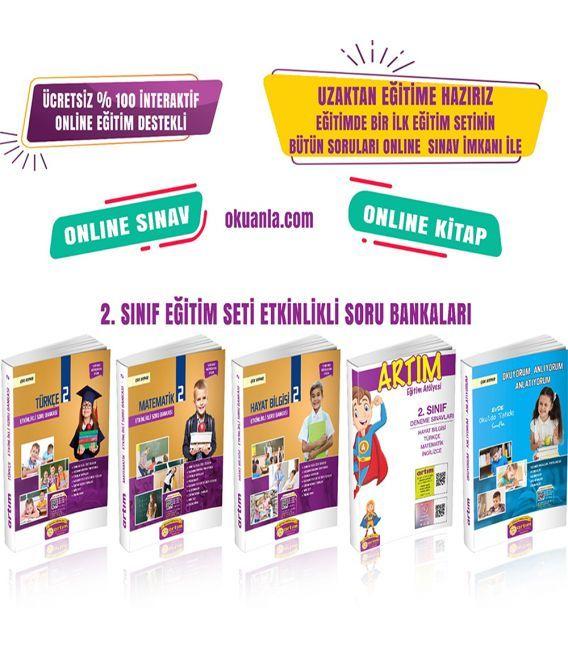Artım Yayınları 2. Sınıf Eğitim Seti