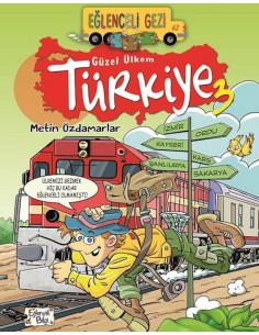 Eğlenceli Bilgi  YayınlarıGüzel Ülkem Türkiye 3