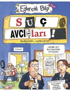 Eğlenceli Bilgi  Yayınları   Suç Avcıları